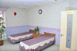Лечебная палата наркологической клиники